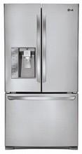 LG LFXS30726S 36in French Door Refrigerator 29.8 cu. ft. Slim Indoor Ice Maker, Linear Compressor
