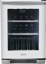 Electrolux IQ-Touch EI24BL10QS 24in Undercounter Beverage Center 6 cu. ft. Left Hand