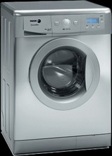 Fagor FAS3612X 24in All In One Ventless Washer Dryer Combo 220v, 13 lbs capacity, 16 Programs