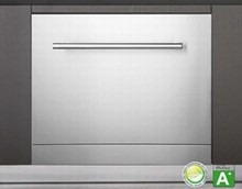 Porter & Charles DW4SS Energy Star 24in Fully Integrated Compact Dishwasher 7 programs 4 place settings