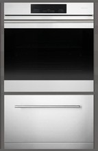 Porter & Charles SOPS60EL-DW4SS 24in Walloven and Dishwasher Combo