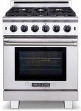 American Range Cuisine Series ARR530N 30in Pro-Style Gas Range 5 Sealed Burners 4.3 cu. ft.