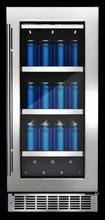 Silhouette PROFESSIONAL DBC031D1BSSPR PIEDMONT 15in Beverage Center