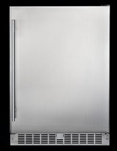 Silhouette Professional DAR055D1BSSPR 24in INTEGRATED All-Refrigerator 5.5 cu. ft.