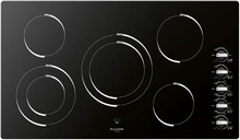 Fulgor Milano 300 Series F3RK36B1 Frameless 36in Electric Cooktop 5 FulLight Radiant Elements