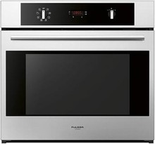 Fulgor Milano 400 Series F4SP30S1 30in Pyrolytic Self-Clean Electric Convection Wall Oven 4.3 cu. ft.