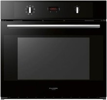 Fulgor Milano 400 Series F4SP30B1 30in Pyrolytic Self-Clean Electric Convection Wall Oven 4.3 cu. ft.