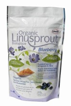 Organic Sprouted Flax  + Blueberry - NUTRABLUE 454g | NutraSprout