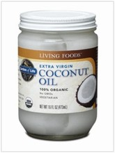 ORGANIC VIRGIN COCONUT OIL 16oz - Garden of Life