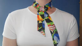 Cooling Tie - 011 Tropical