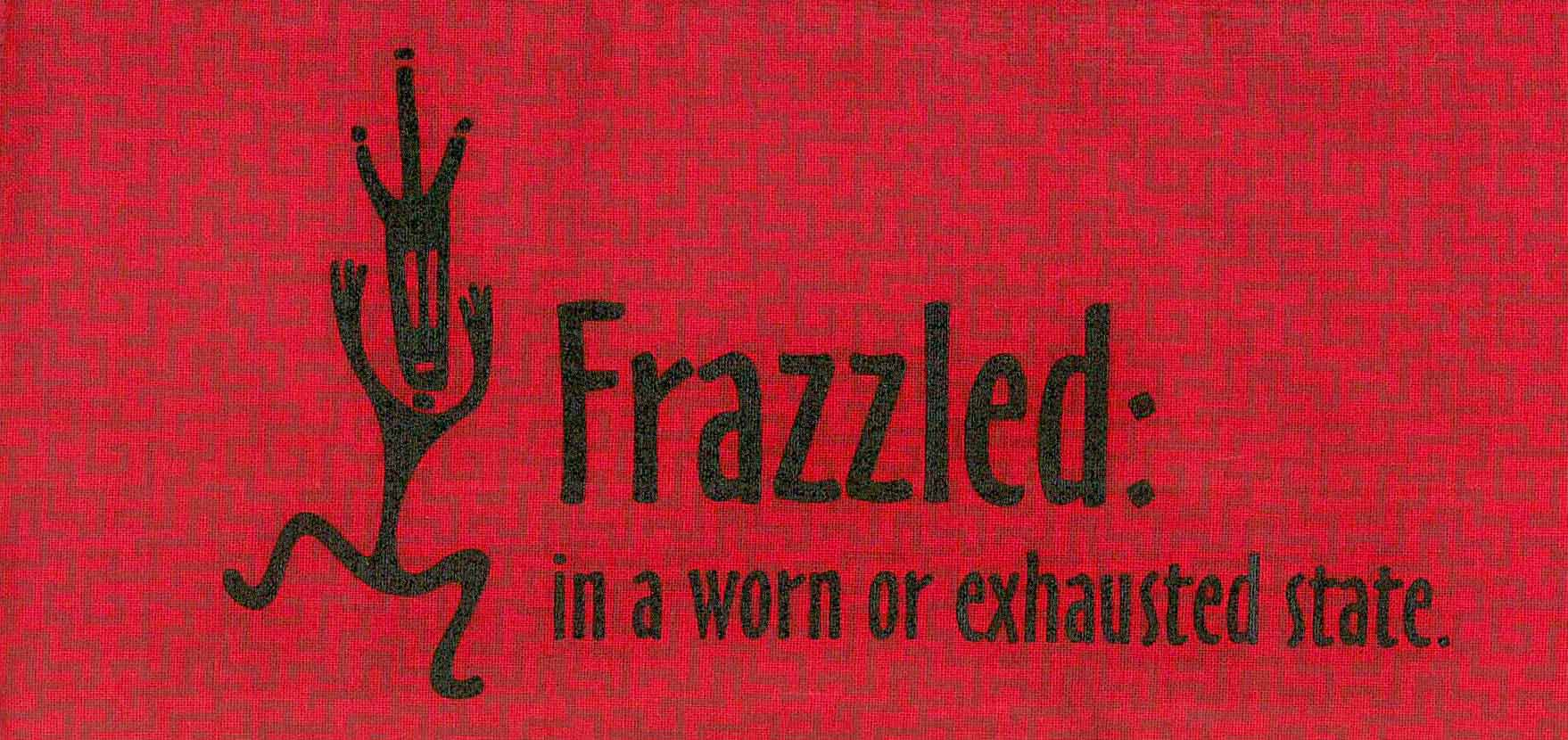 Cooling Pad - Frazzled