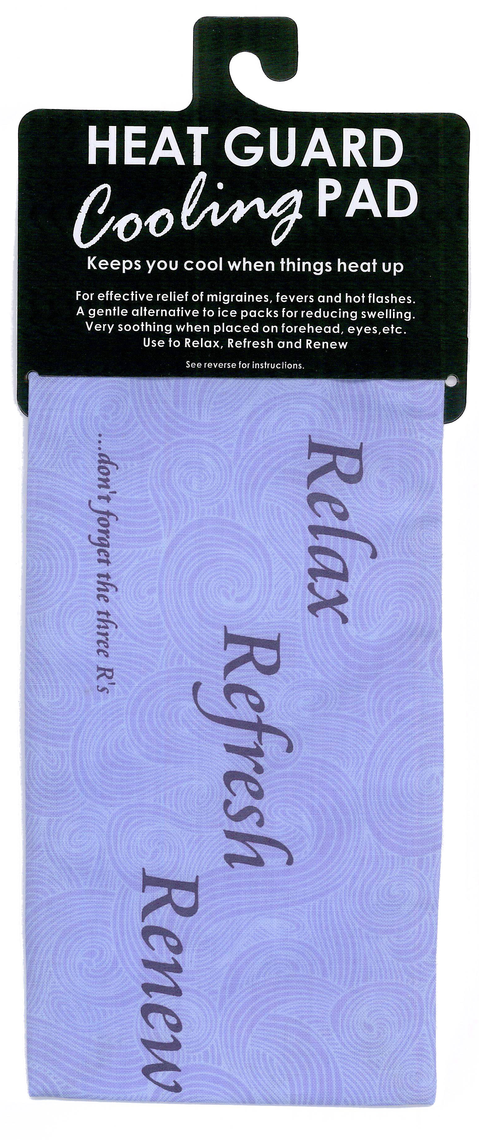 Cooling Pad - Relax Refresh Renew