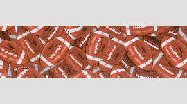 Cooling Tie - 134 Football