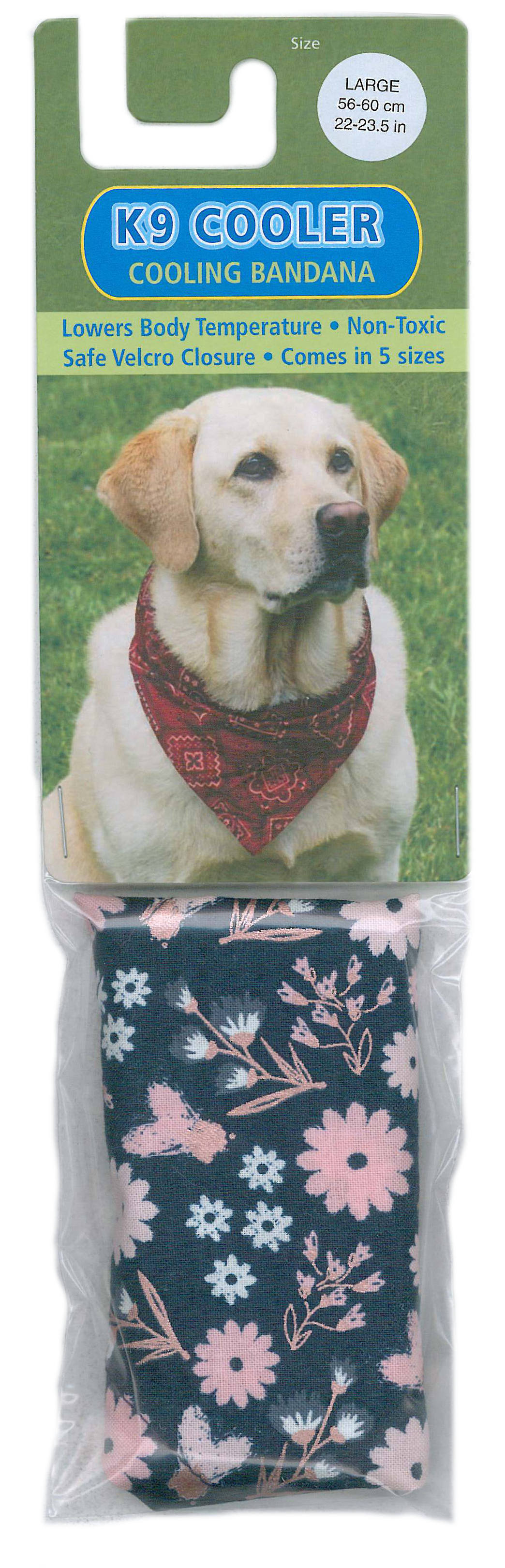 K9 Coolers - Pink Daisy