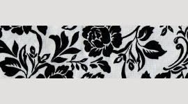 Cooling Tie - 502 Black Rose