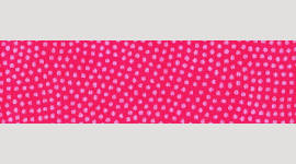 Cooling Tie - 506 Pink Dot