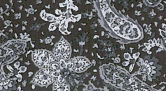 Cooling Tie - 508 Shades of Grey Paisley