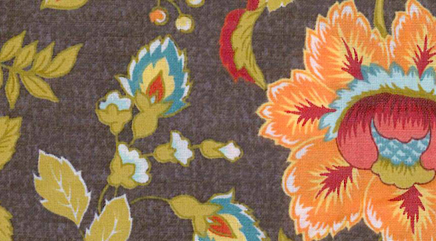 Cooling Tie - 516 Fall Floral