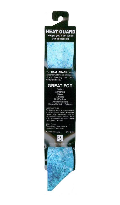 Cooling Tie - 579 Blue Speckles