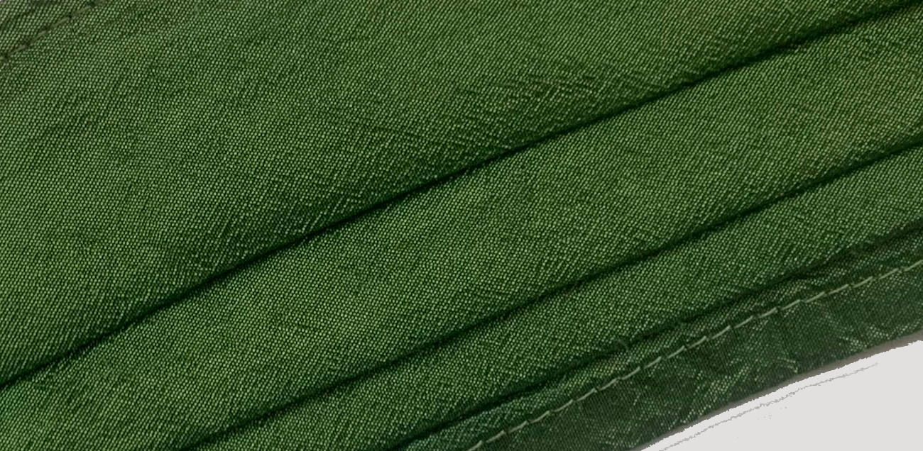 Face Mask - 642 Fancy Green