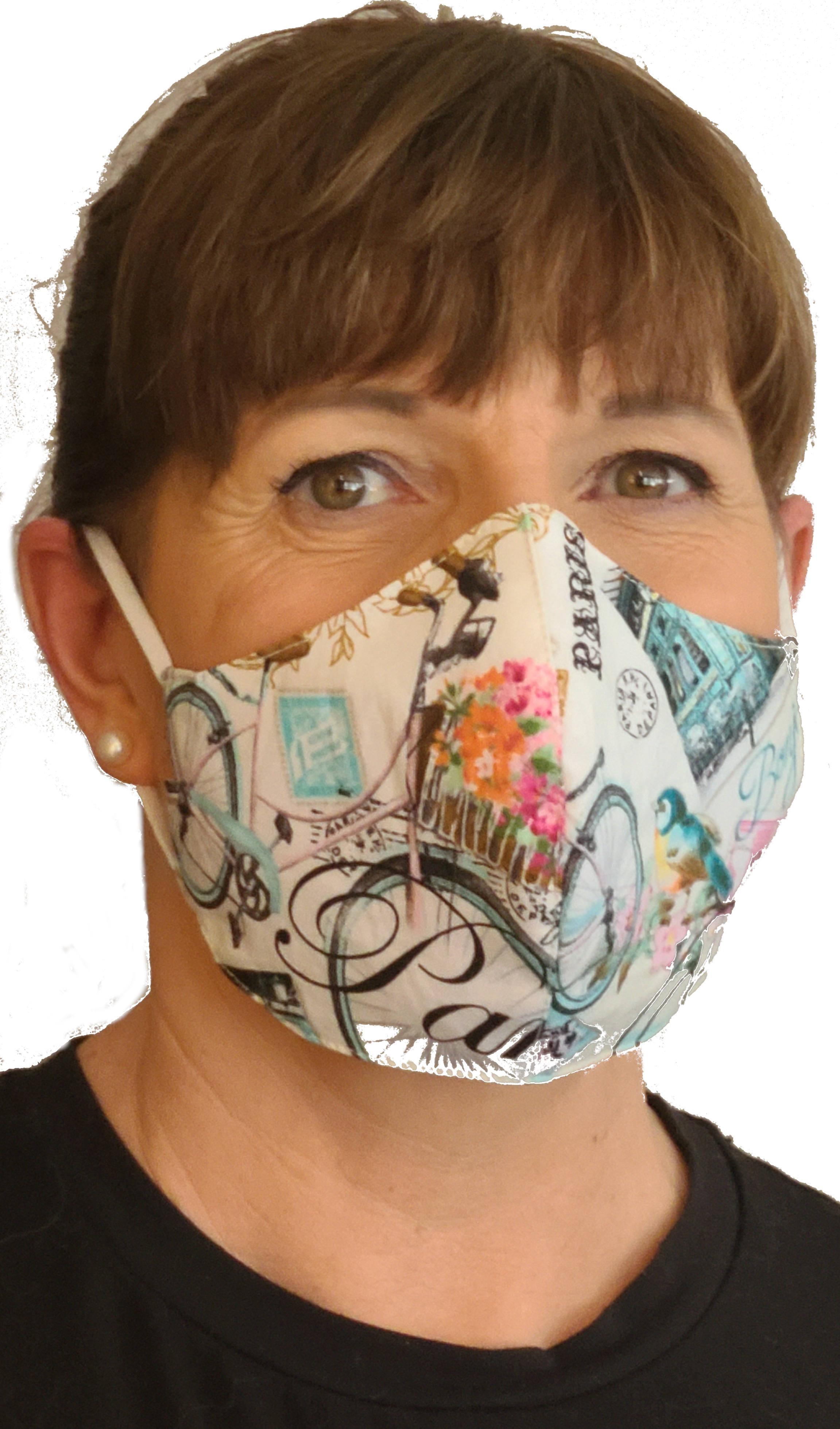 Face Mask - 655 Wild Birds 2