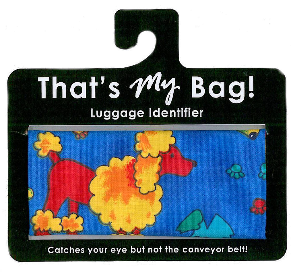 That's My Bag - L003 Rainbow Dogs