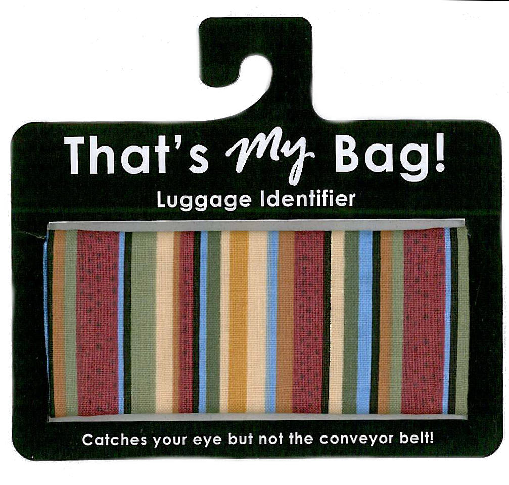 That's My Bag - L005 Man Stripe