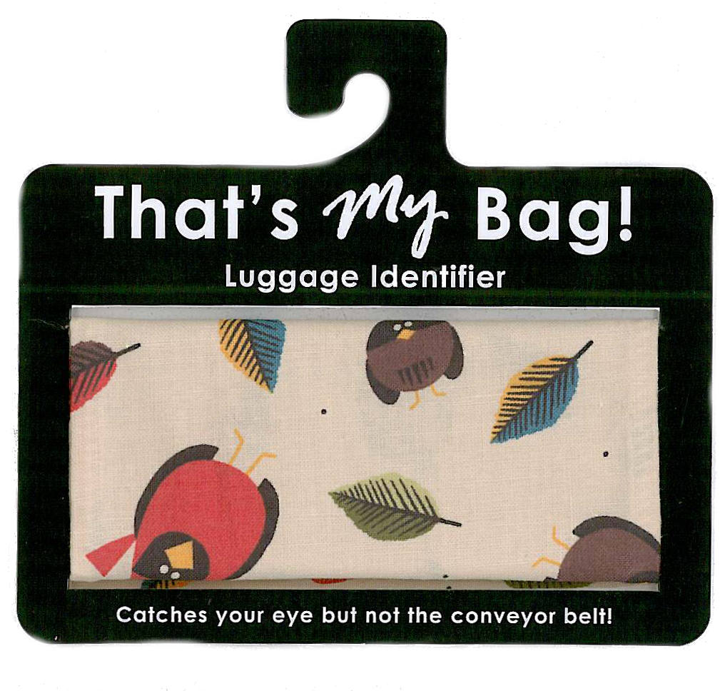 That's My Bag - L006 Wild Birds