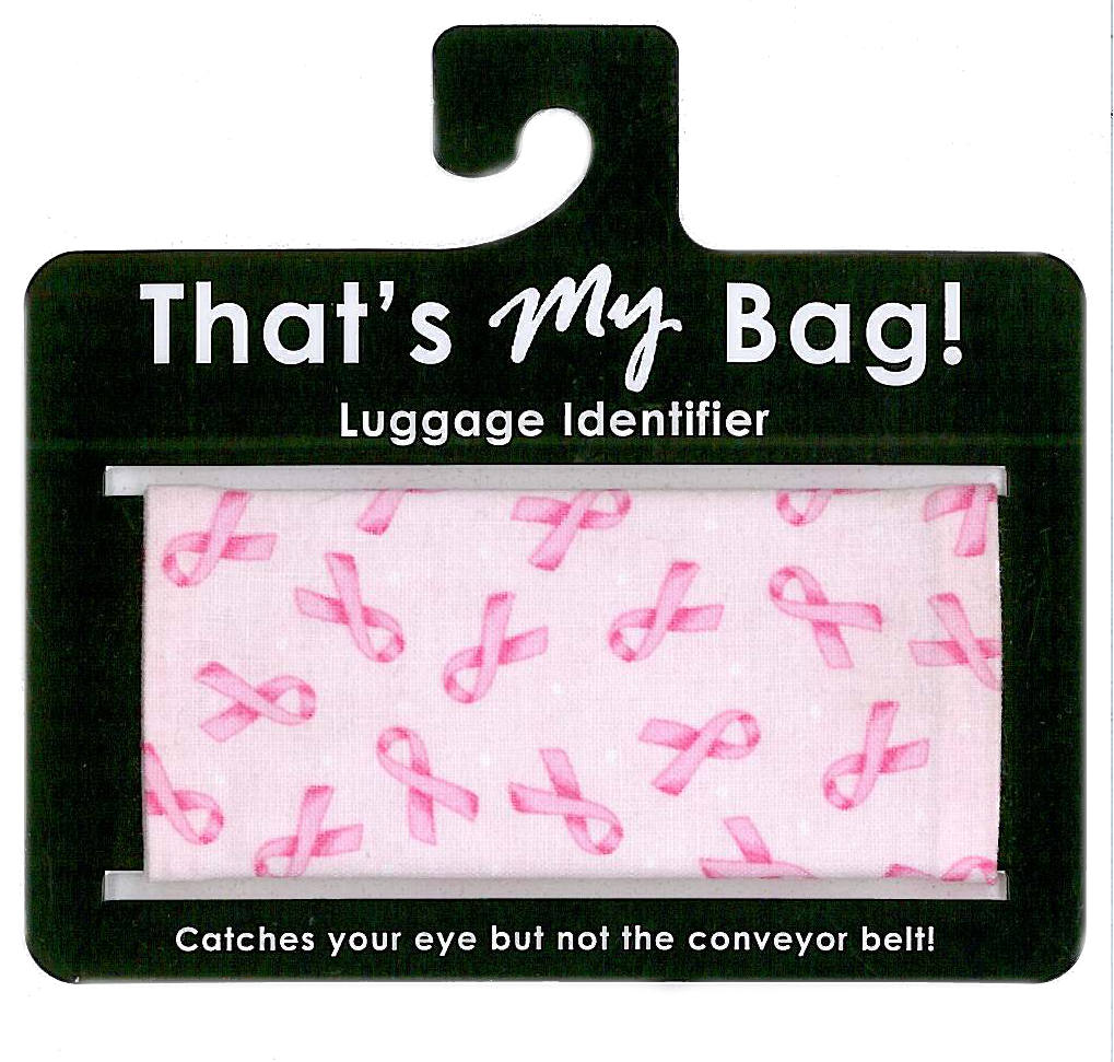 That's My Bag - L009 Pink Ribbon
