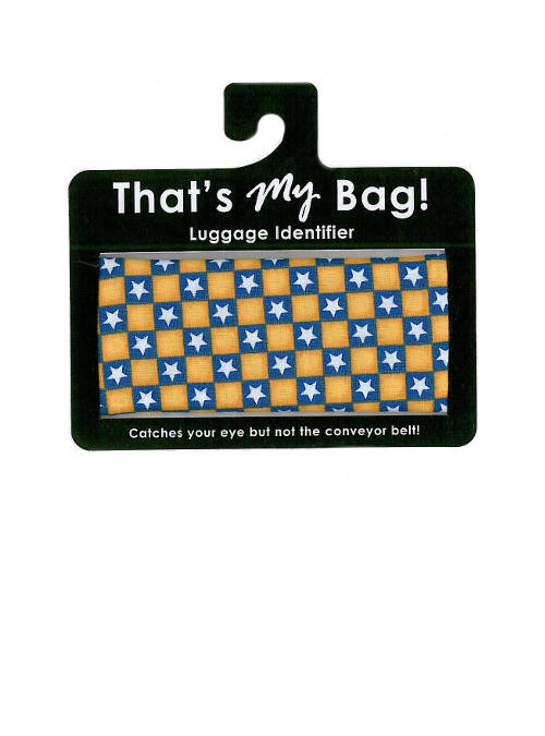 That's My Bag - L019 Star Checkers