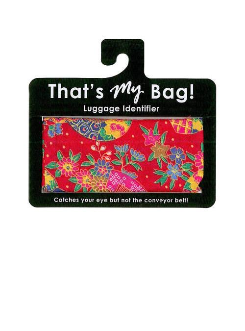 That's My Bag - L021 Red Fan 2