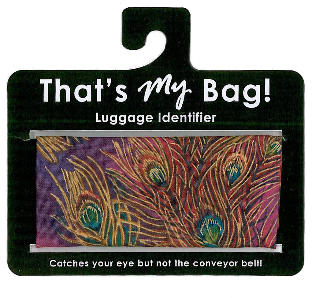That's My Bag - L029 Peacock