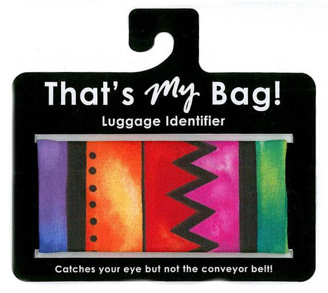 That's My Bag - L036 Fiesta Stripe