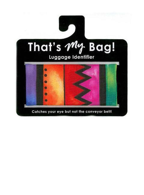 That's My Bag - L036 Fiesta Stripe