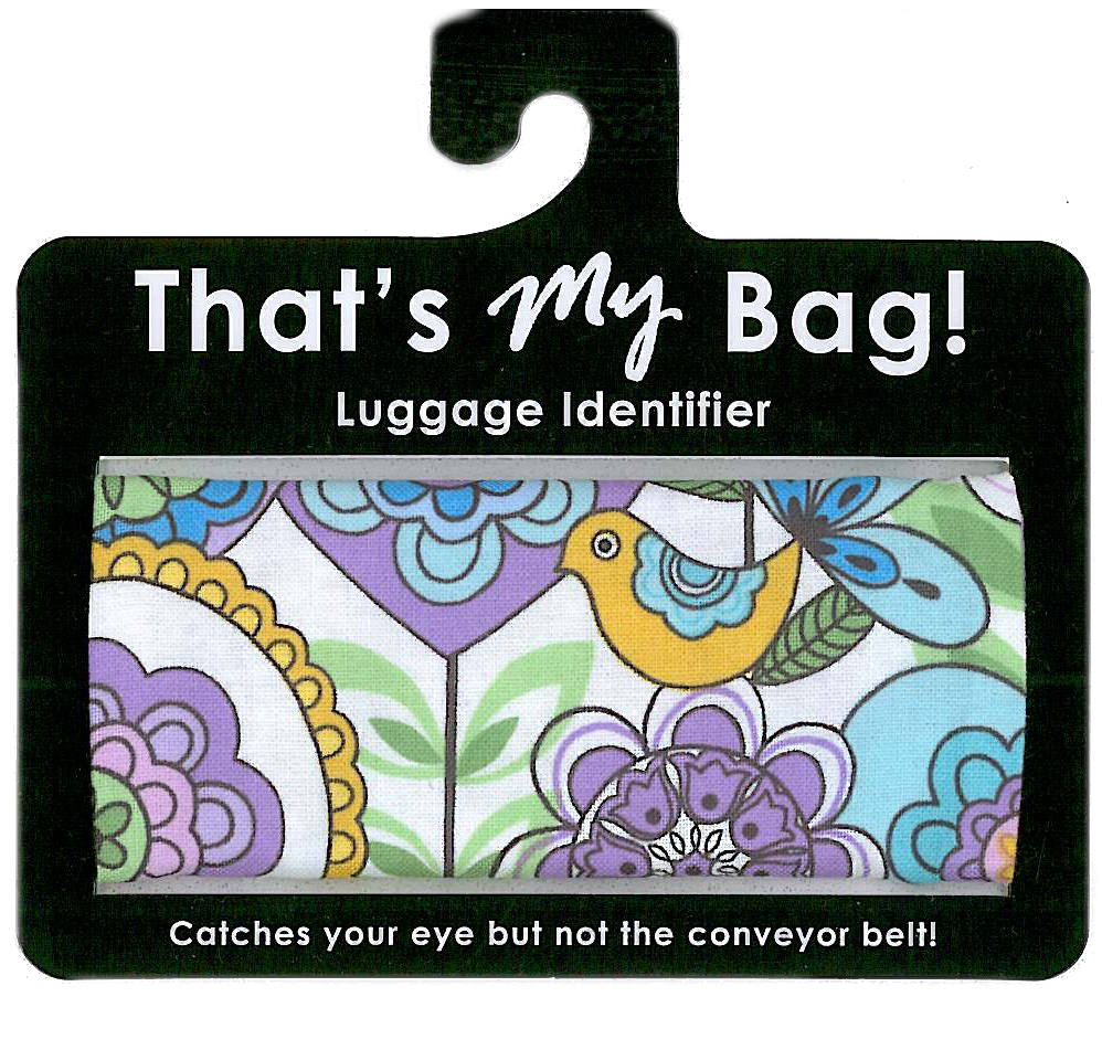 That's My Bag - L038 Mauve Garden