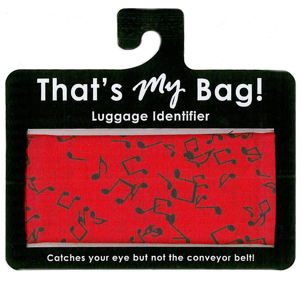 That's My Bag - L039 Music Notes