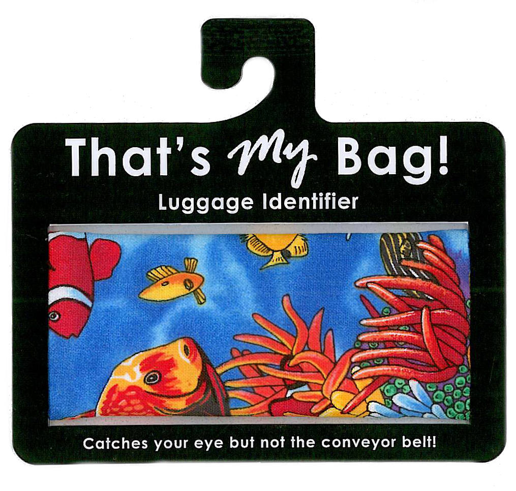 That's My Bag - L041 Tropical Fish