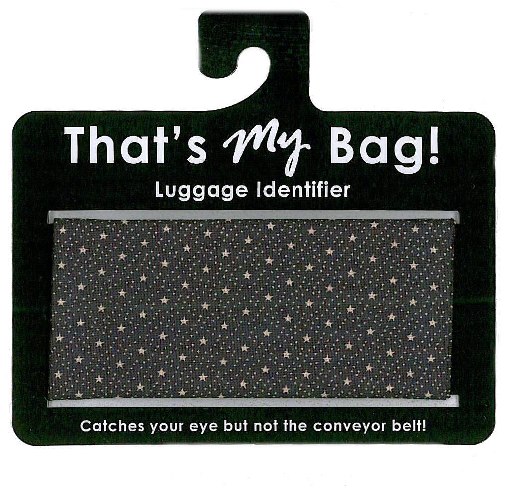 That's My Bag - L052 Black Galaxy