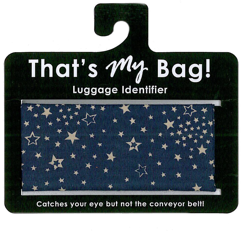That's My Bag - L053 Blue Galaxy