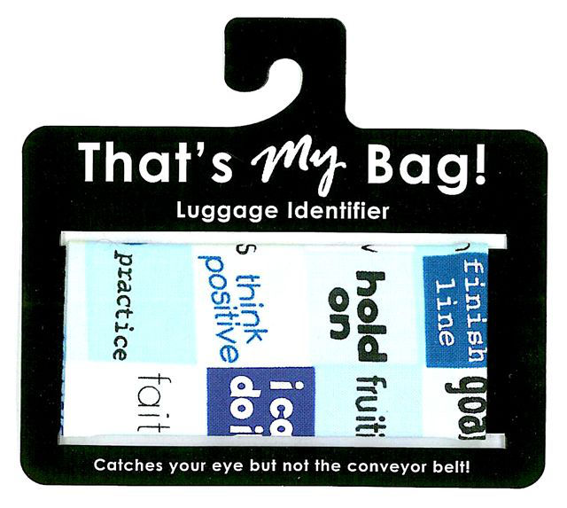 That's My Bag - L055 Wisdom