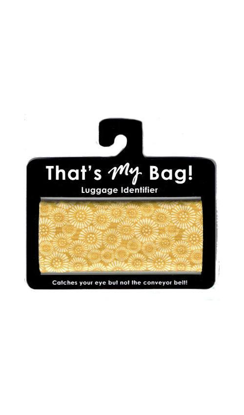 That's My Bag - L057 Yellow Daisy