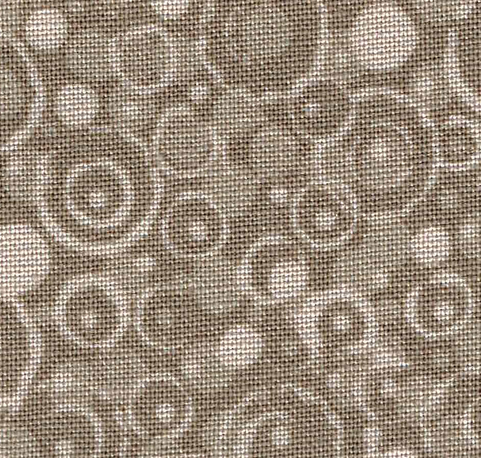 That's My Bag - L058 Taupe Circles