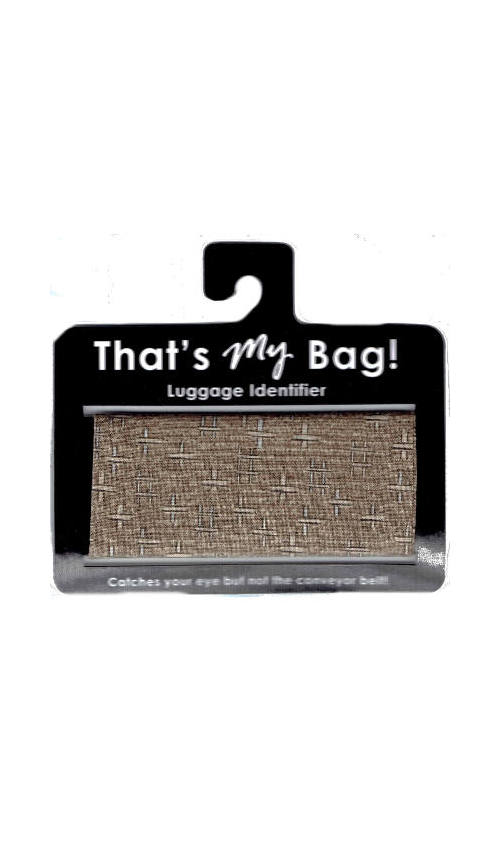 That's My Bag - L061 Beige Hashtag