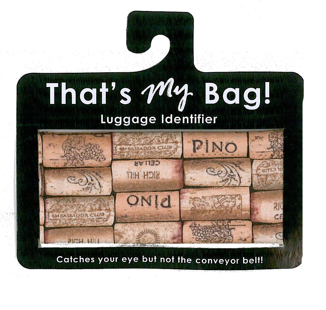 That's My Bag - L074 Wine Corks