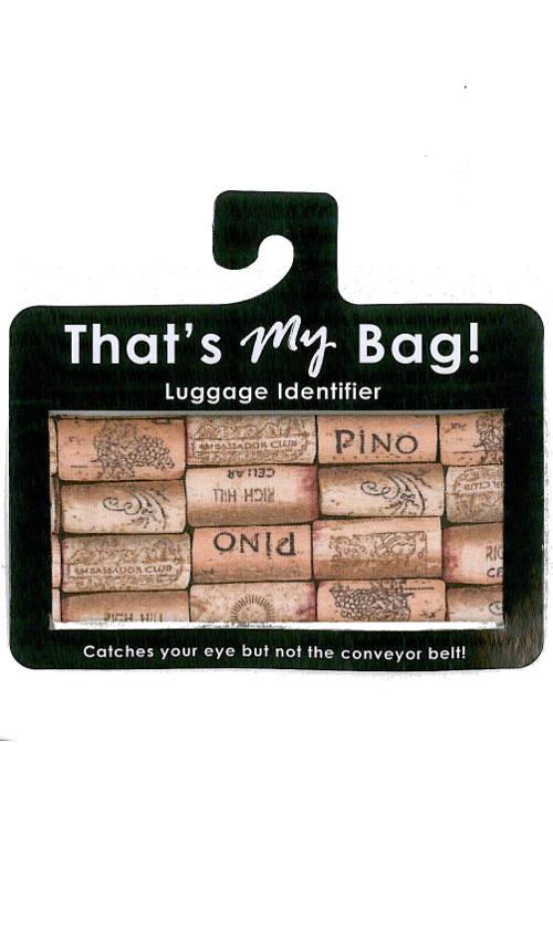 That's My Bag - L074 Wine Corks