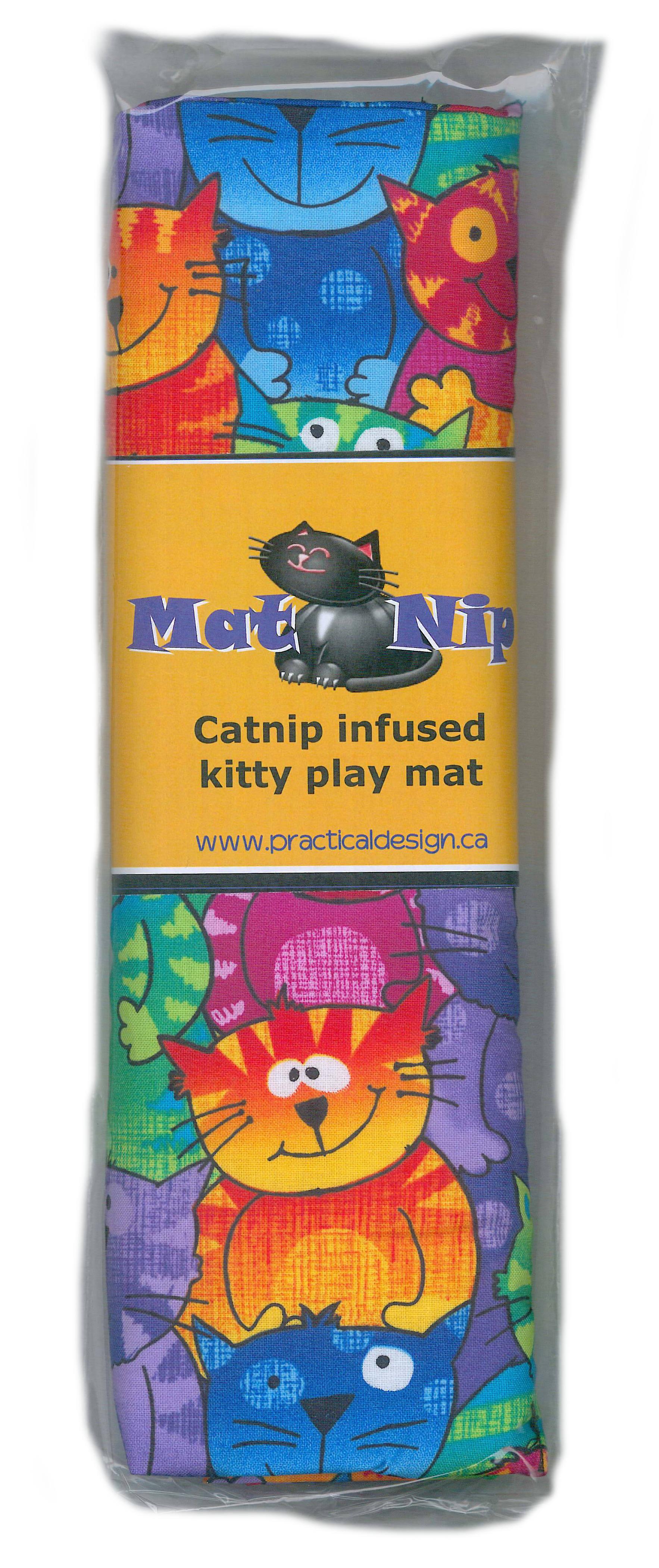 Mat Nip - Happy Cats