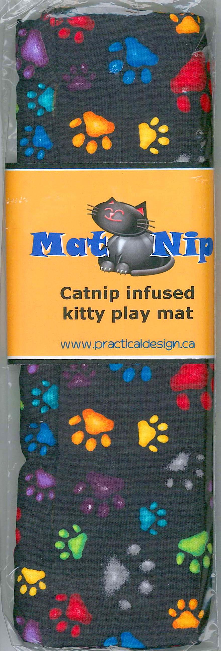 Mat Nip - Cat Paws