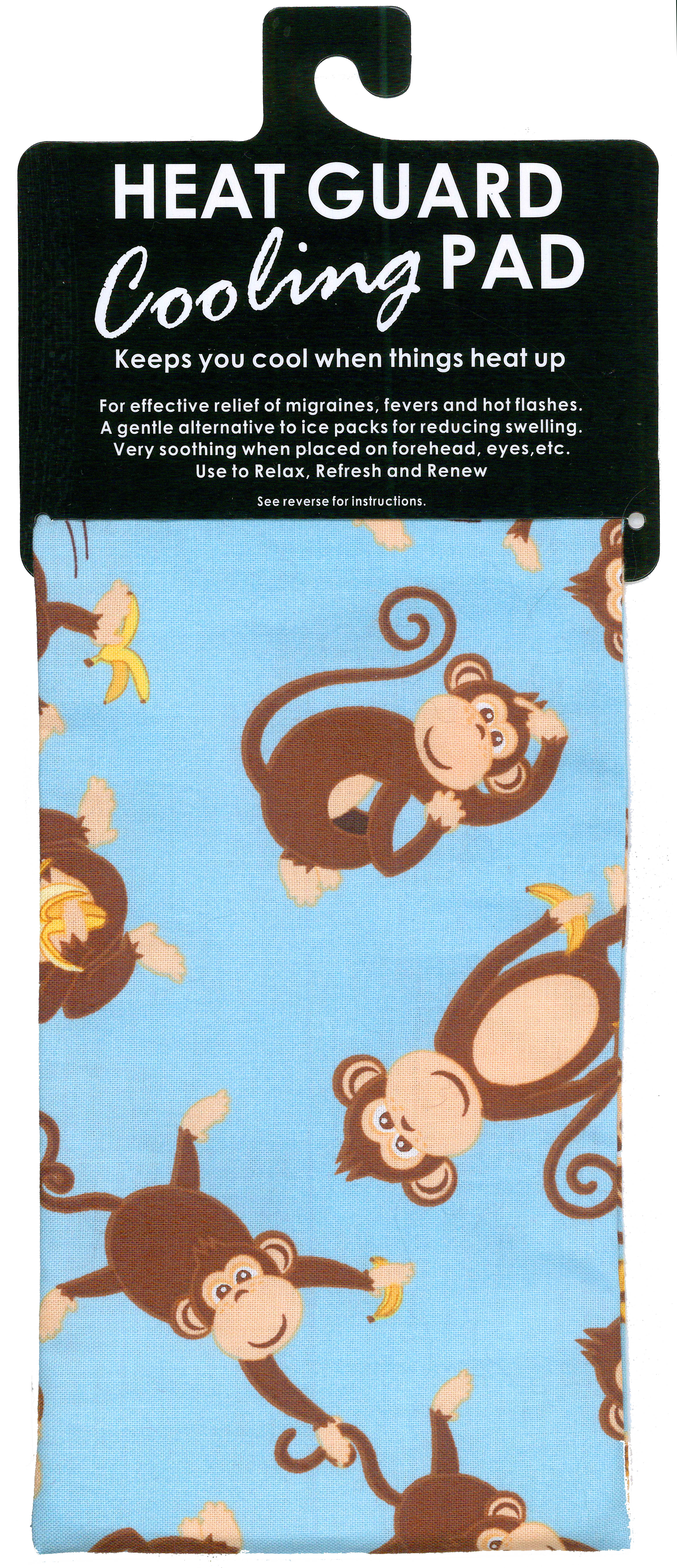 Cooling Pad - Funky Monkey
