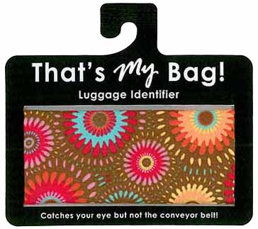 That's My Bag - Brown Daisy